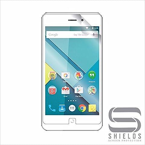 (2-Pack) S Shields Screen Protector for Vortex Volt (Ultra Clear) (Verizon Vortex Phone Case)