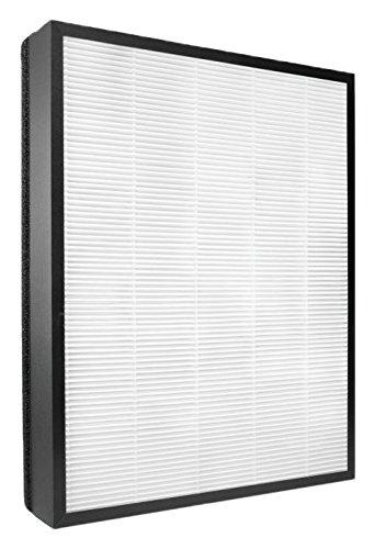 Philips HEPA FY3433/10 Filtro NanoProtect para purificador AC3256/10, Blanco