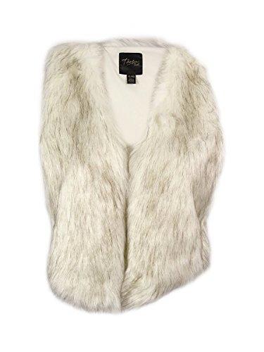 Thalia Sodi Faux Fur Vest XL Extra Large