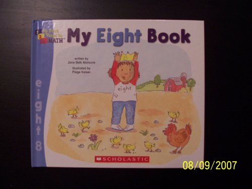 My Eight Book (My First Steps to Math) pdf