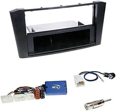 Einbauset Autoradio Din 1 Din Blende Einbaurahmen Elektronik
