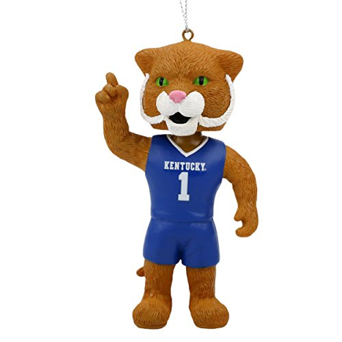 Kentucky Wildcats Ornaments - Kentucky Wildcats Kentucky Wildcats Ornament Bobblehead Ornament