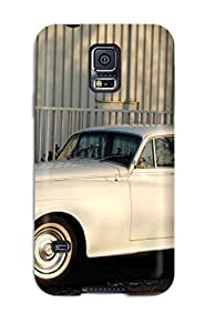 Christopher B. Kennedy's Shop Flexible Tpu Back Case Cover For Galaxy S5 - Rolls Royce