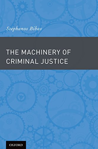 machinery of justice - 1