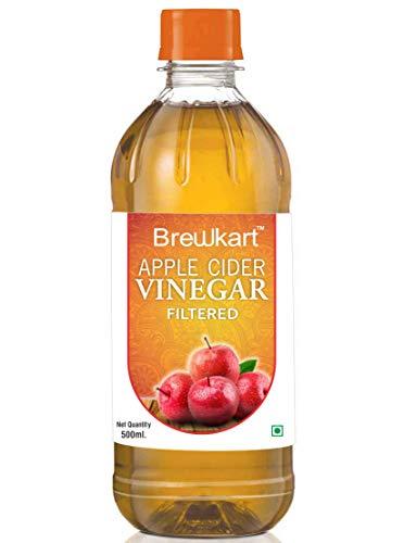 Brewkart Apple Cider Vinegar Filtered 500ml