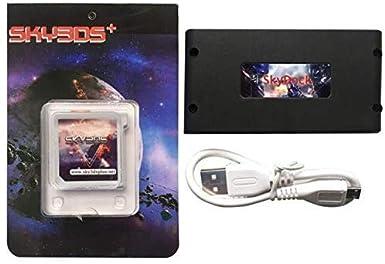 La tarjeta SKY3DS + puede jugar juegos 3DS en 3DS V11.10.0 ...