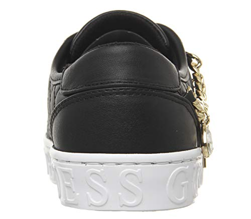 Black Sneaker Guess Black Guess Sneaker Fl6grlfab12 a7n1qxZ7w