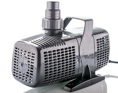Bachlaufpumpe Filterpumpe bis 8000l/h / Energiespar Eco- Teichpumpe / Pumpe Sehr Stark