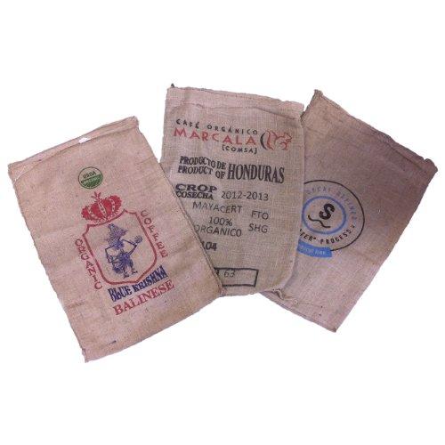 coffee bags burlap - 4