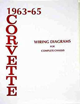 1963 1965 corvette wiring diagram manual reprint amazon com books rh amazon com 1963 corvette headlight wiring diagram 1963 corvette radio wiring diagram