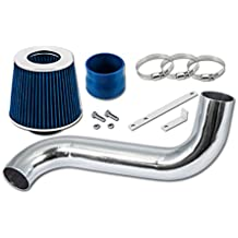 R&L Racing Blue Short Ram Air Intake Kit + Filter 01-04 For Subaru Outback 3.0L H6