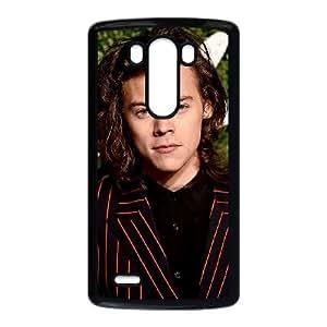 Harry Styles LG G3 Cell Phone Case Black DIY Gift pxf005_0242401