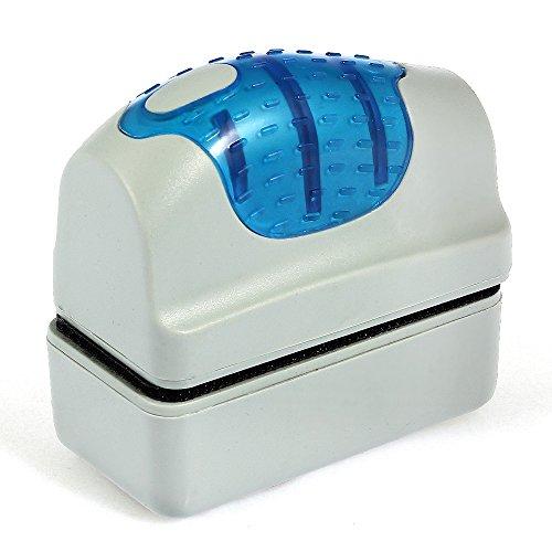 Foxpic Cepillo Magnético Limpiador para Limpieza Vidrio Acuario Tanque