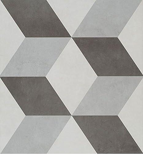 5m2 Bct 28710 Illusion Grey Matt Ceramic Floor Tile Deal 331 X 331