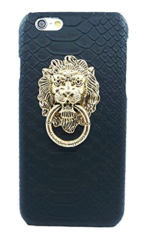 Lion Head Pedestal -