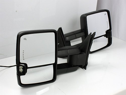 41T3zxTPPDL amazon com modifystreet power towing mirrors clear lens (high power vision mirrors wiring diagram at alyssarenee.co