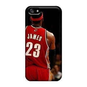 Fashion Protective Nba Lebron James Beat Dwyane Wade Chris Bosh Miami Heat Diy For Touch 5 Case Cover