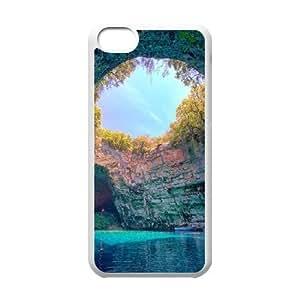 taoyix diy Landscape ZLB568200 Personalized Phone Case for Iphone 5C, Iphone 5C Case