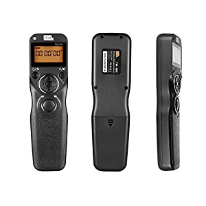 PIXEL Wireless Shutter Remote Release Control for Canon 700D/T5i, 650D/T4i, 550D/T2i, 500D/T1i, 350D/XT, 400D/XTi, 1000D/XS, 450D/XSi, 60D, 100D, and Pentax from Pixel Enterpirse Limited