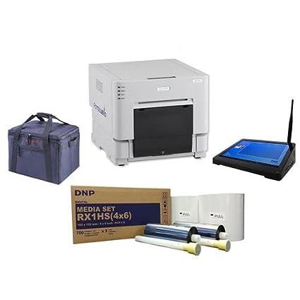 Amazoncom Dnp Ds Rx1hs 6quot Dye Sublimation Printer Bundle
