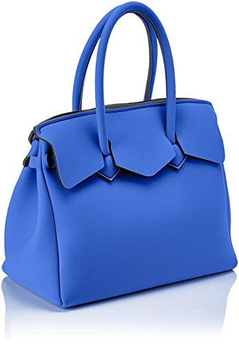 bag save Blu Women's my Miss Dodgers Handbag CUqR5Urw