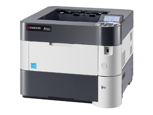 Kyocera 1102MT2US0 Model ECOSYS FS-4100DN Black & White Network Laser Printer, 47 Pages per Minute, 5 Line LCD Display Panel, 256MB RAM, Power PC 465S/750MHz CPU, 600 x 600 dpi, Up To Fine 1200 dpi by Kyocera (Image #9)