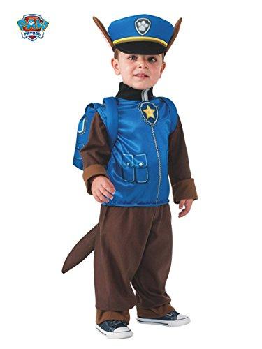 Rubie's Costume Toddler PAW Patrol Chase Child Costume