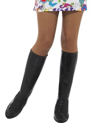 Black Gogo Boot Covers (Gogo Boot Covers)