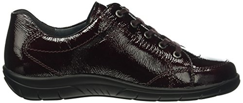 Semler Michelle Brogues Red Women's Cassis 068 wPrxTwzvq