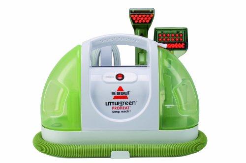 Bissell Little Green PROheat Deep Reach Spot Cleaner, Bright