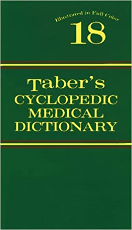 tabers cyclopedic medical dictionary 22nd edition