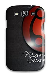 Awesome Naruto Flip Case With Fashion Design For Galaxy S3