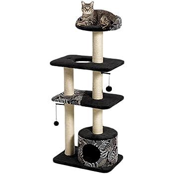 Amazoncom MidWest Tower Cat Tree Cat Furniture 5Tier Cat