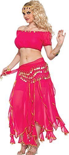 Bollywood Fancy Dress Outfits (Ladies Bollywood Belly Arabian Fancy Dress Party Outfit Sunrise Dancer Costume)