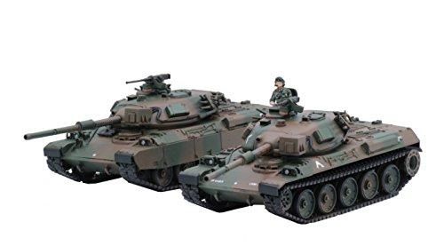 フジミ模型 1/76スペシャルワールドアーマーシリーズ No.23 陸上自衛隊74式戦車(改) プラモデル SWA23