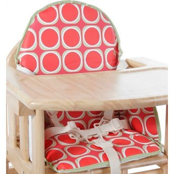 Watermelon East Coast Highchair Insert Cushion by HealthLand