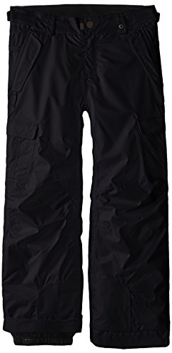 686 Boy's All Terrain Insulated Pant, X-Small, Black by 686