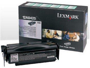 (TONER CARTRIDGE - BLACK - 12000 PAGES - FOR LEXMARK T430)