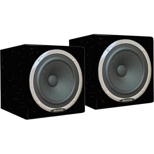 Avantone Pro Passive MixCube (Pair) Black