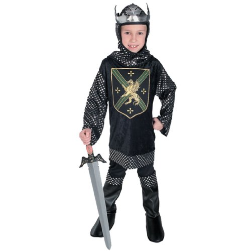 Warrior King Kids Costume (Medium) by Rubie's