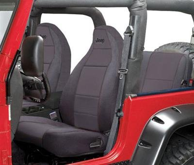 After All, It Is Much Easier To Clean Up Car Seats Than The Original  Material In A Jeep Wrangler TJ. Look Into These Best Jeep Seat Covers TJ  For The Extra ...
