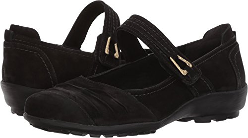 Hayden Roughout Women's Loafer Walking Cradles Black Black 4wfqwEnY