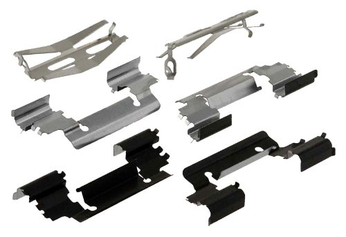 Carlson Quality Brake Parts P834 Brake Pad Installation Kit