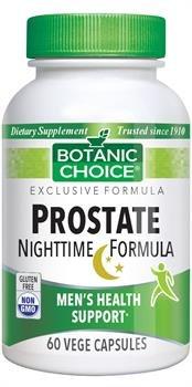 Amazon.com: Botanic elección próstata nighttime Formula 60 ...