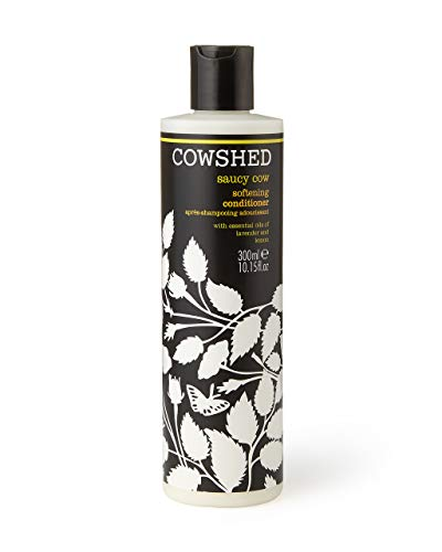 Cowshed Saucy Cow Softening Conditioner for Women, 10.15 Ounce