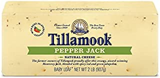 product image for Tillamook Cheese 2lb Baby Loaf (Choose Flavor Below) (Pepper Jack)