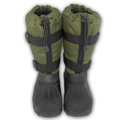 Fox outdoor stivali stagione fredda - Verde oliva, Nylon, 42