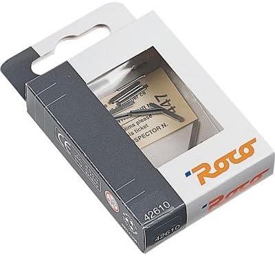Roco 42610 HO Schienenverbinder 50 Stück unverbaut Neu ohne OVP siehe Bilder
