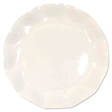 White Large 27cms Plastic coated Paper Plate - Pack of 10  sc 1 st  Amazon UK & White Large 27cms Plastic coated Paper Plate - Pack of 10: Amazon.co ...
