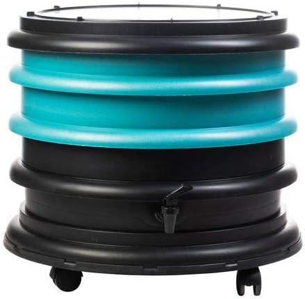 WormBox : Vermicompostador 2 bandejas Turquesa - 32 litros: Amazon ...